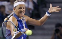 Azarenka không được xếp hạng hạt giống ở Australian Open 2015
