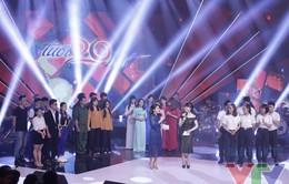 Lộ diện hai đội chơi đầu tiên lọt vào Bán kết 'Tuổi 20 hát'