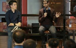 10 câu nói ấn tượng của CEO Google trong buổi giao lưu với startup Việt