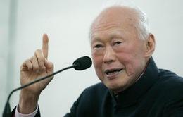 Sức khỏe của cựu Thủ tướng Singapore Lý Quang Diệu đang xấu đi