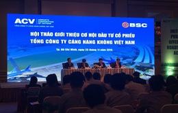 Ngày 10/12, IPO cổ phiếu Tổng công ty hàng không Việt Nam (ACV)