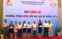 Đà Nẵng khởi động Chương trình kích cầu du lịch 2015