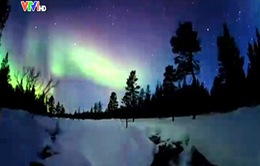 Những hình ảnh tuyệt đẹp về hiện tượng Bắc cực quang