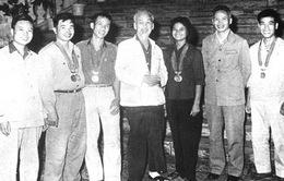 Kỷ niệm của các cựu VĐV trong lần đầu gặp Bác Hồ