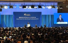 Diễn đàn châu Á Bác Ngao 2015 chính thức khai mạc