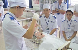 Đạt giải Nhất Quốc gia mới được tuyển thẳng vào ngành Bác sỹ đa khoa