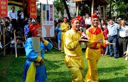 Tìm nét tương đồng nghệ thuật Bài chòi Việt Nam và thế giới