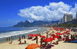 Brazil: Ngang nhiên cướp giật tại các bãi biển