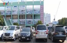 TP. HCM thay chủ đầu tư bãi xe ngầm sân vận động Hoa Lư