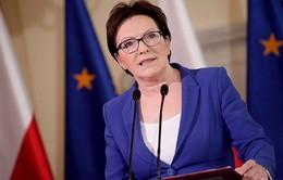 Hàng loạt quan chức cao cấp Ba Lantừ chức