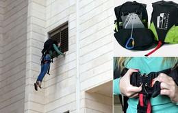 Thoát hiểm với ba lô Skysaver
