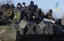 Ukraine: Lãnh đạo 4 nước lên án việc vi phạm thỏa thuận ngừng bắn