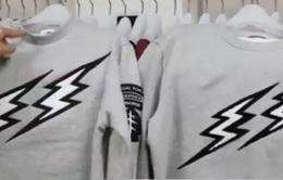 Doanh nghiệp thời trang Hàn Quốc thiệt hại nặng vì hàng nhái