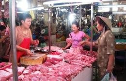 Giá lợn hơi giảm mạnh tại các tỉnh phía Nam