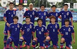 Olympic Nhật Bản 7-0 Olympic Ma Cao: Khẳng định sức mạnh