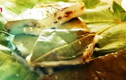 Bánh trứng kiến - Đặc sản dân dã của người Tày, Cao Bằng