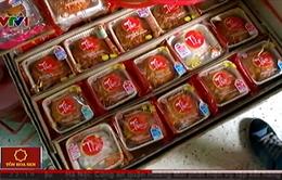 TP.HCM: Tràn lan bánh Trung thu siêu rẻ
