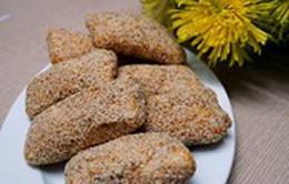 Ngọt bùi hồn quê trong hương vị đặc sản bánh Rang Cát Thành