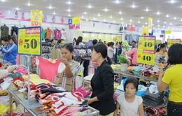 Bán lẻ hàng hóa và dịch vụ tăng 11,4%