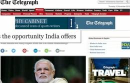 Mối quan hệ kinh tế Anh - Ấn Độ và kỳ vọng của báo chí Anh