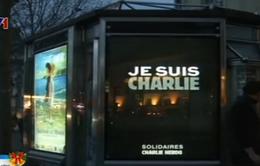 Tạp chí Charlie Hebdo cháy hàng tại Pháp