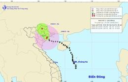 Khu vực nội thành Hà Nội có nguy cơ ngập lụt