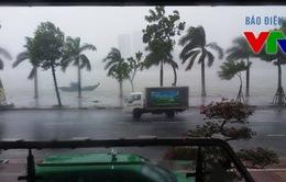 Miền Trung không có thiệt hại lớn sau cơn bão số 3