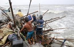Bão Koppu đổ bộ miền Bắc Philippines, 10.000 dân sơ tán