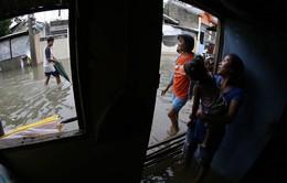 Bão Koppu đổ bộ vào Philippines, nhiều người mất tích