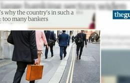 Ngành tài chính mở rộng có thể kéo lùi tăng trưởng kinh tế