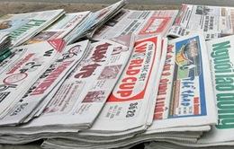Chủ tịch nước: Báo chí đồng hành cùng sự phát triển của đất nước