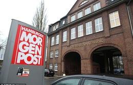Văn phòng nhật báo của Đức bị tấn công