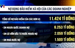 Hơn 260.000 doanh nghiệp nợ đọng BHXH