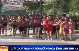 Tưng bừng với CK Giải chạy Báo Hà Nội Mới mở rộng lần thứ 42