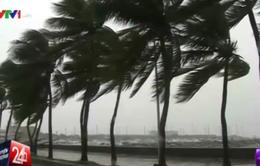 Siêu bão Koppu đổ bộ Philippines, 8 người mất tích