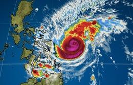 Lo ngại siêu bão Melor, Philippines sơ tán 750.000 người