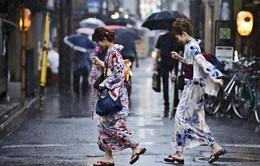 Bão Nangka đổ bộ vào Nhật Bản, 2 người thiệt mạng