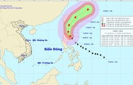 Bão Noul mạnh lên thành siêu bão, sắp đổ bộ Philippines