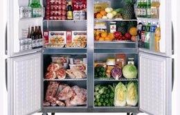 5 lưu ý khi bảo quản thực phẩm Tết trong tủ lạnh