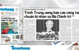 Hội nghị lần thứ 12 BCH Trung ương Đảng khóa XI - Chủ đề chính của báo chí tuần qua