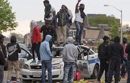 Tình hình Baltimore đã yên tĩnh trở lại