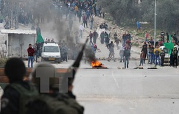 Israel áp đặt thêm các biện pháp cứng rắn đối với Palestine