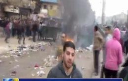 Bạo lực bùng phát tại Ai Cập
