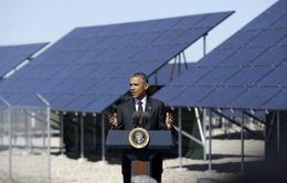 Tổng thống Mỹ công bố kế hoạch năng lượng sạch