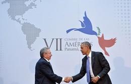 Người dân Cuba hài lòng việc tái lập quan hệ ngoại giao với Mỹ