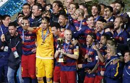 Messi và Barca cùng viết nên lịch sử FIFA Club World Cup