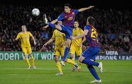 Barcelona – BATE Borisov: Thiếu Messi, Barca vẫn áp đảo toàn tập (02h45, BĐTV)