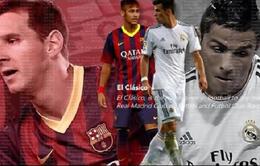 Siêu kinh điển Barca-Real tại tứ kết Champions League?