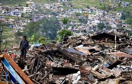 Hành trình chết chóc tìm về tâm chấn trận động đất tại Nepal