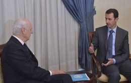LHQ: Tổng thống Syria là một phần của giải pháp hòa bình